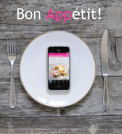iPhone-apps für Foodies - Rezepte-Apps