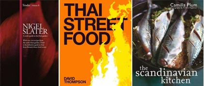 Nigel Slater, David Thompson, Camilla Plum