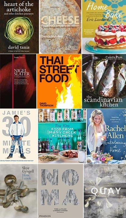 Neue Kochbücher aus Großbritannien und der englischsprachigen Welt