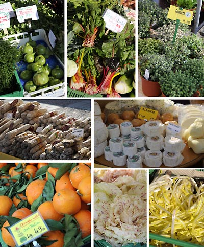 Markttag in Oerlikon