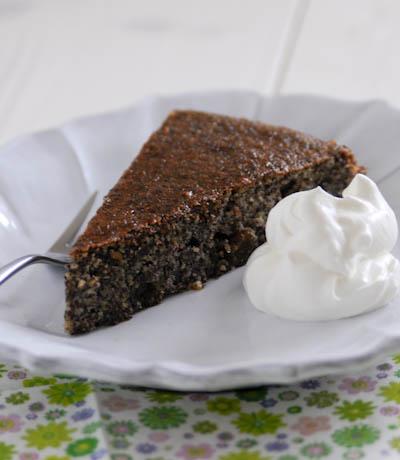 Rezept mit Bild für Mohnkuchen